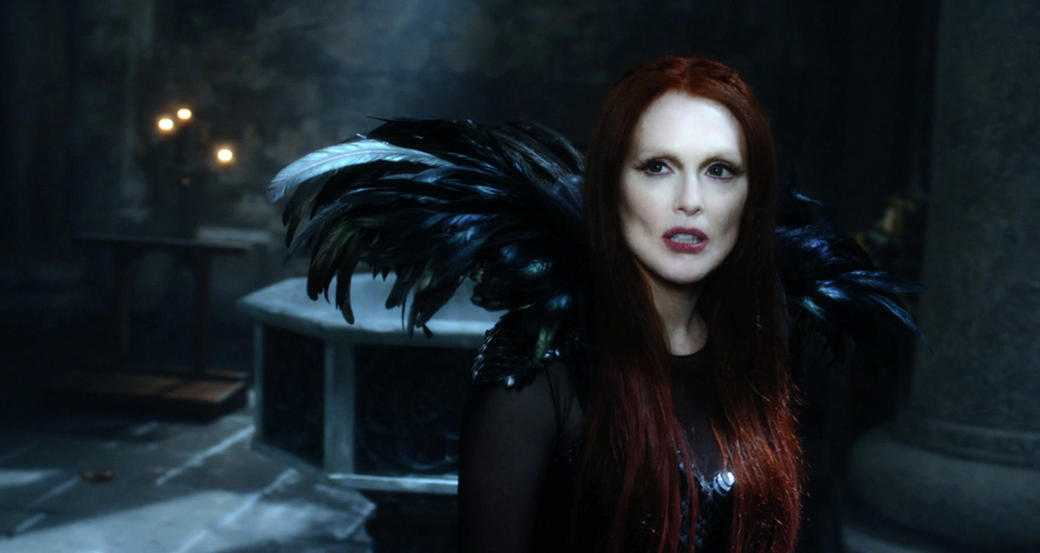 Julianne Moore as Mother Malkin in